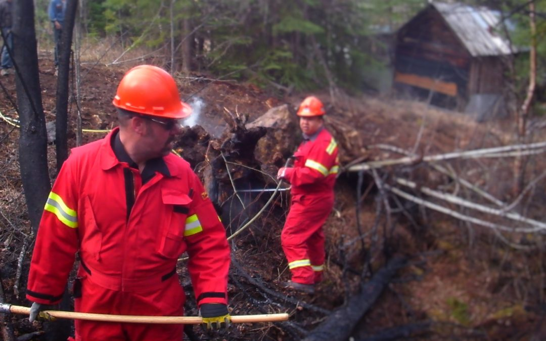Prescribed Burning Friday May 14 – south side of Burns Lake
