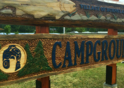 Burns Lake Municipal Campground