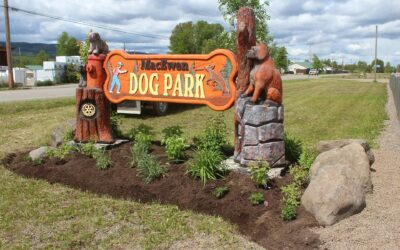 MacEwen Off-Leash Dog park