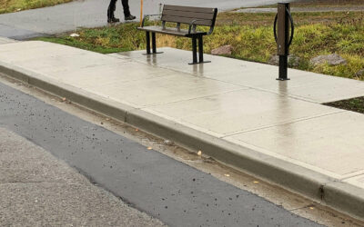 Woyenne – 9th Avenue Sidewalk Project Completed