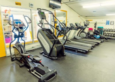 Our Fitness Centre is open!