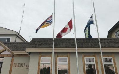 Flags At Half Mast Media Release