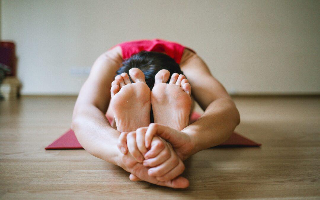 Yoga with Heather!